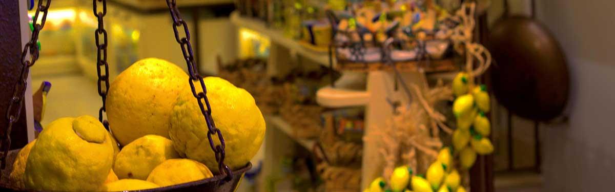 limoni della costiera per un limoncello delizioso