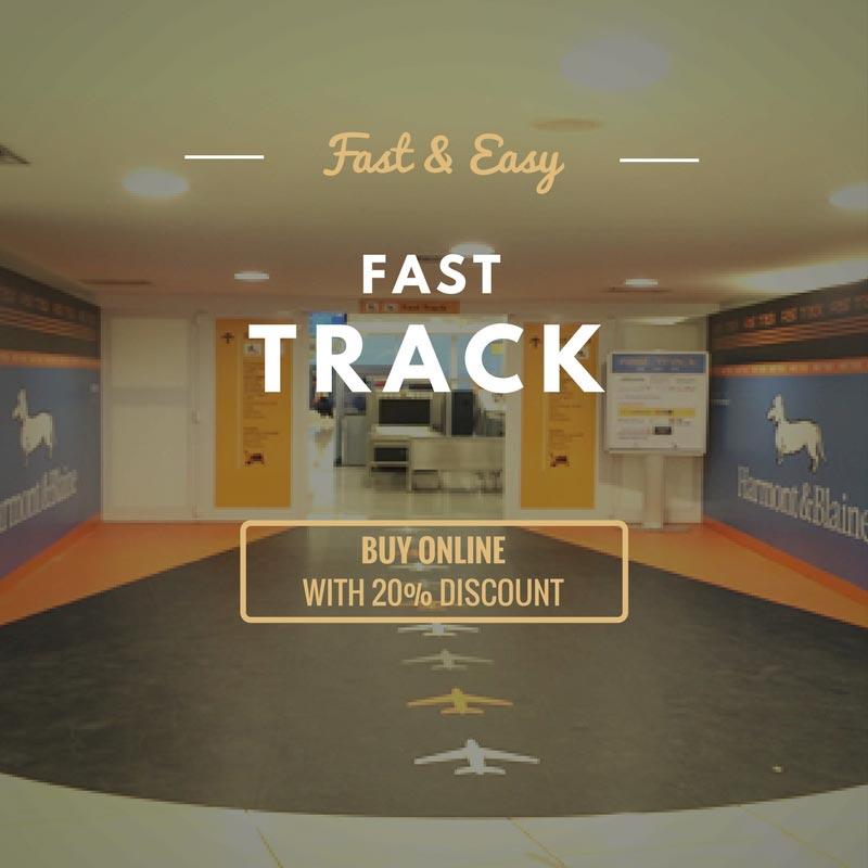 fast track dell'aeroporto di napoli