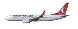 Aereo Turkish Airlines