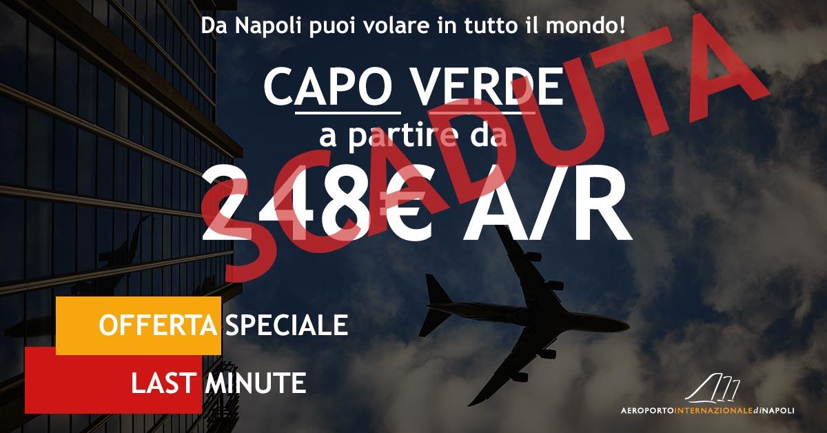last minute napoli capoverde