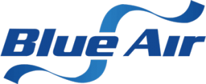 logo blue air