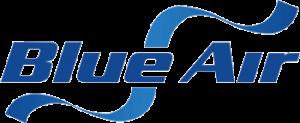 logo blue air