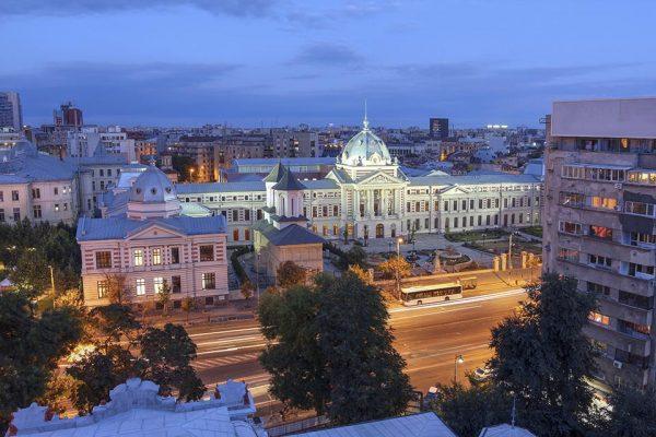 acquista uno dei voli Napoli Bucarest dall'aeroporto di napoli