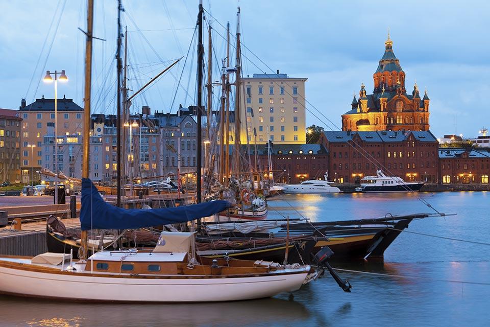 acquista uno dei voli Napoli Helsinki dall'aeroporto di napoli