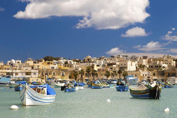 acquista uno dei voli Napoli Malta dall'aeroporto di napoli