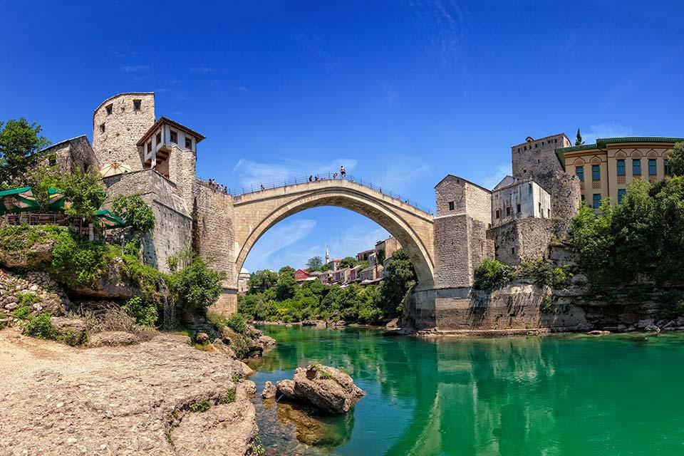 acquista uno dei voli Napoli Mostar dall'aeroporto di napoli