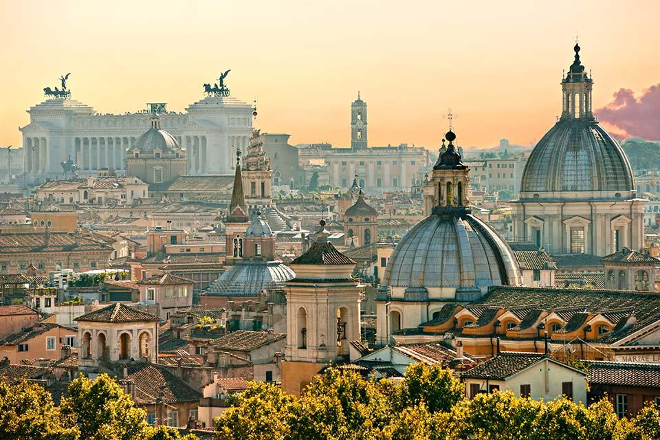 acquista uno dei voli Napoli Roma dall'aeroporto di napoli