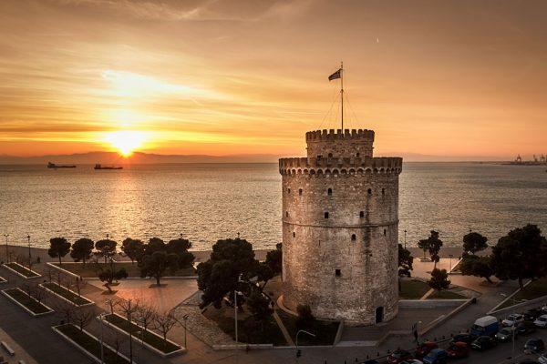 acquista uno dei voli Napoli Salonicco dall'aeroporto di napoli