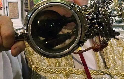 il miracolo di San Gennaro