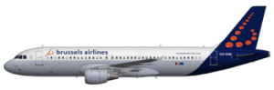 aereo Brussels Airlines