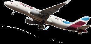 aereo della compagnia di voli eurowings