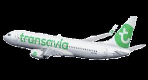 aereo transavia per voli da napoli