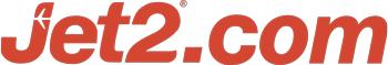 logo della compagnia aerea jet2.com