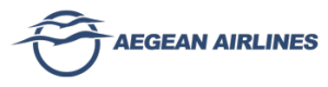 logo della compagnia aerea aegean airlines