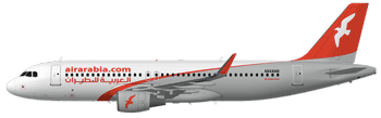 aereo air arabia