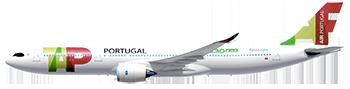 aereo tap air portugal