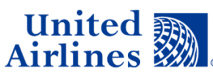 logo della united airlines, voli napoli new york