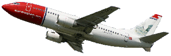 aereo norwegian - voli napoli oslo