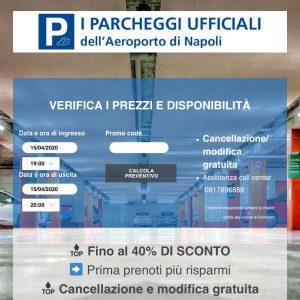 parcheggio aeroporto di napoli