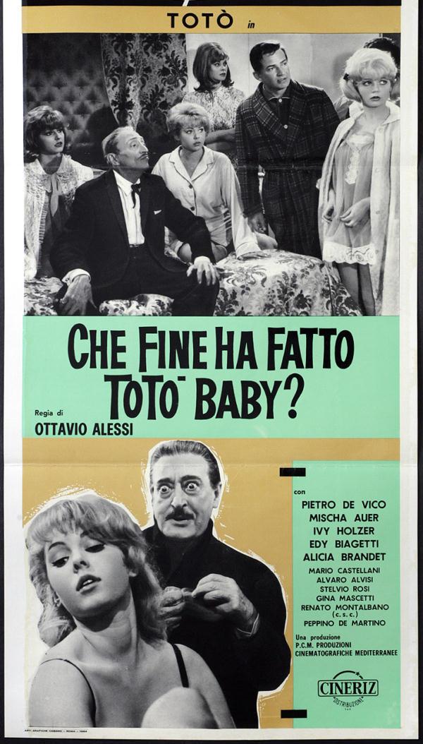 film totò: che fine ha fatto totò baby?