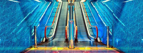 metropolitana di napoli e la metro art di napoli