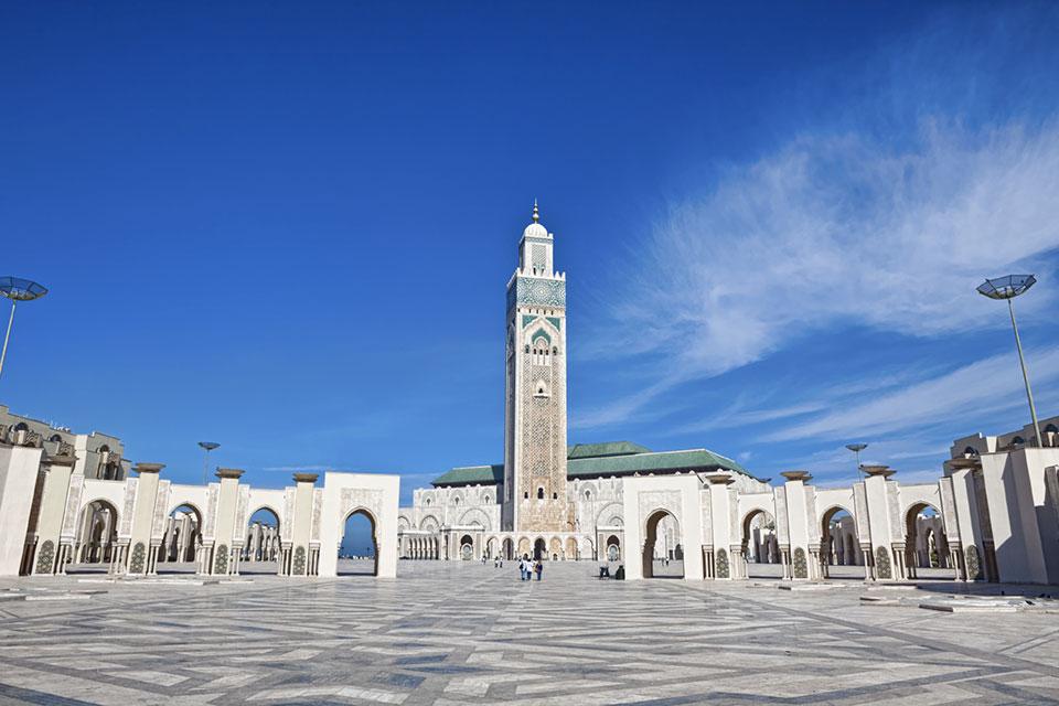 acquista uno dei voli Napoli Casablanca dall'aeroporto di napoli