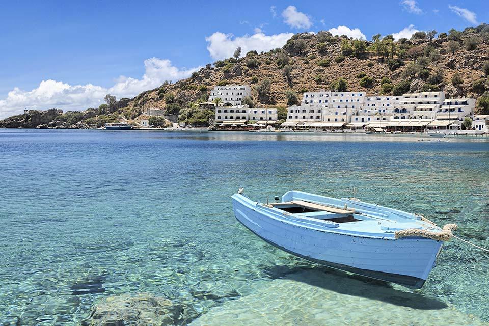 acquista uno dei voli Napoli Creta dall'aeroporto di napoli