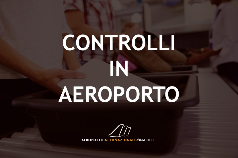 controlli in aeroporto